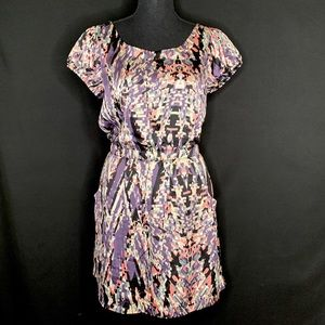 Forever 21 Abstract Print Dress M